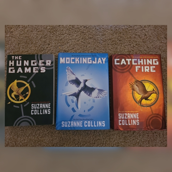 The Hunger Games Trilogy Other - The Hunger Games Trilogy